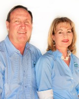Real Estate Agent - Gerhard and Elkie Du Plessis