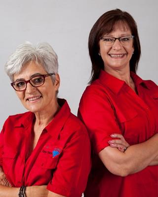 Real Estate Agent - Team Haina Hanlie & Ina