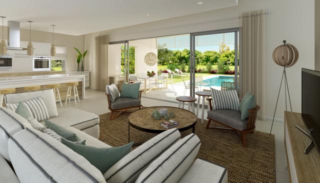 Construction underway at new lifestyle development for Amenagement interieur veranda