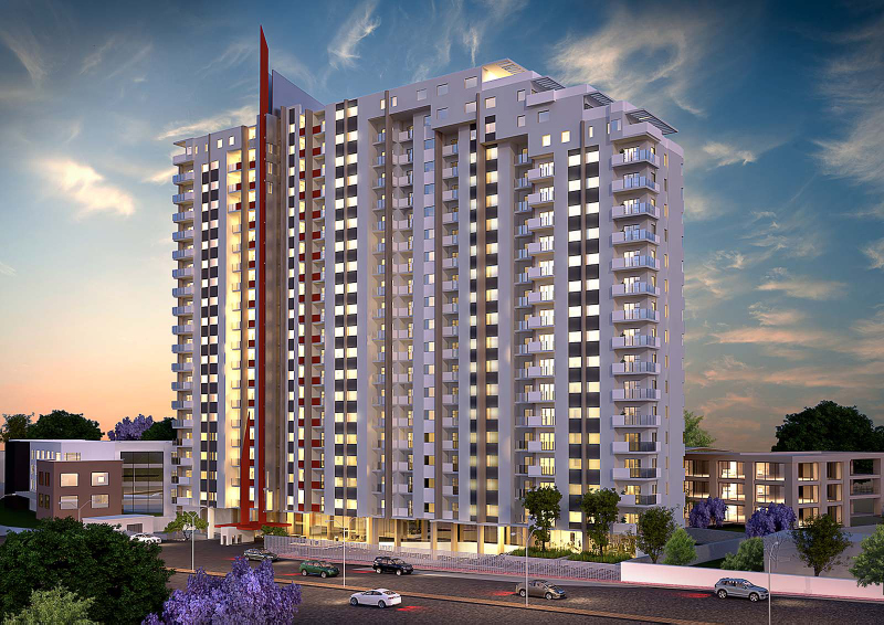 Illovo landmark highrise apartments launching soon