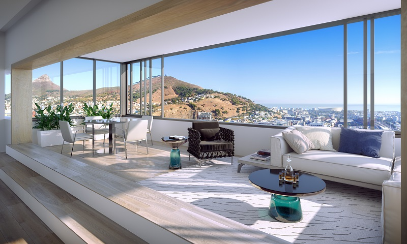 Sky high demand for penthouse purchases