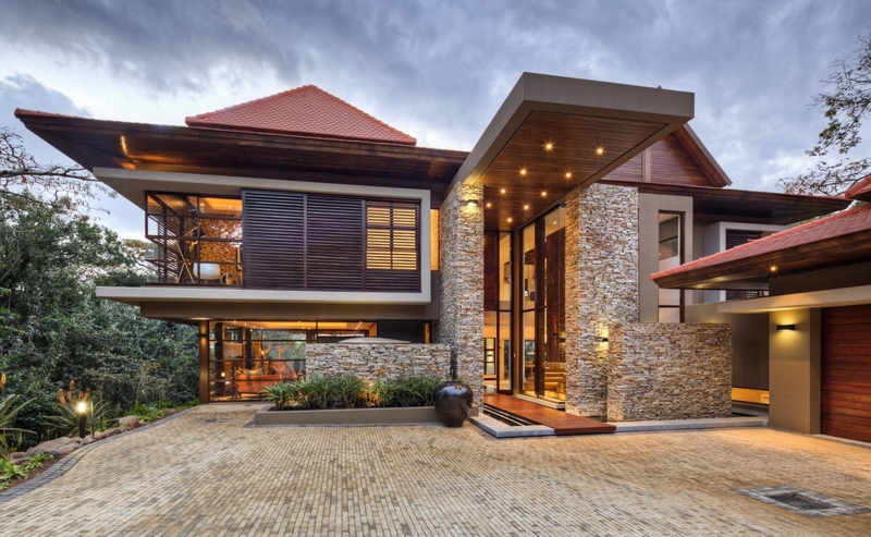 This Luxury Double Storey Home In Zimbali, On The KwaZulu Natal North  Coast, Is One Of A Wide Range Of Properties Showcased At Pam Golding  Properties ...