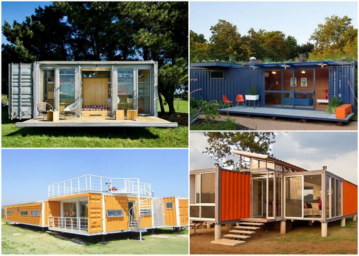 Shipping container homes inspiration - Turning shipping containers into homes ...