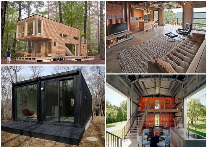 How do you insulate a shipping container home beautiful tin can cabin with overseas container - Insulating shipping container homes ...