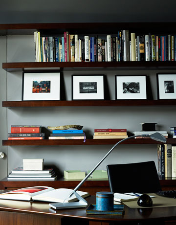 office shelf ideas