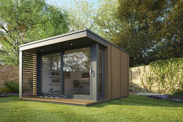 Captivating Pod Space Design Garden Studios To Be Contemporary And Eco Friendly, So You  Can Rest Assured That The Garden Buildings Will Complement Your Outside  Space.
