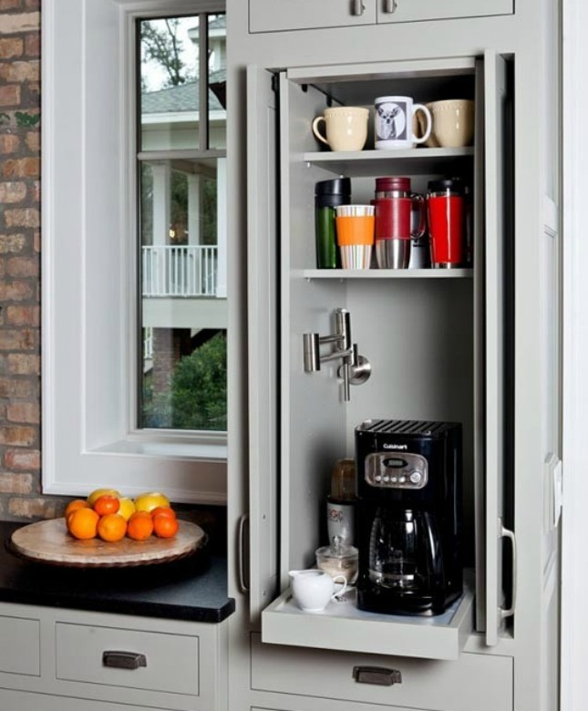 Fuel Your Day With A Home Coffee Bar