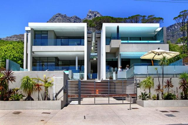 Camps bay tops when it comes to lifestyle and luxury property for Beach house designs sa