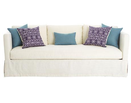 One sofa, six ideas